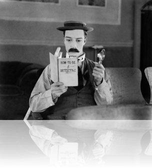 Sherlock Jr. de Buster Keaton