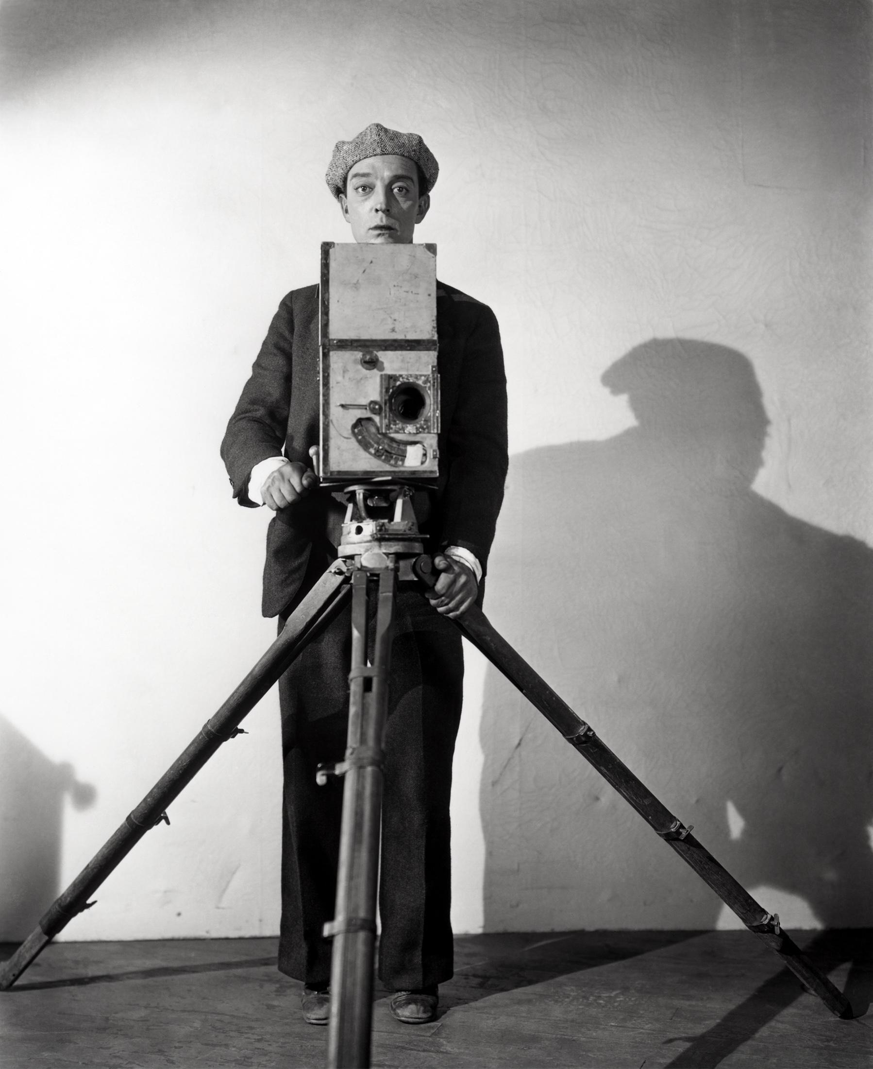 Le Cameraman - Keaton Buster